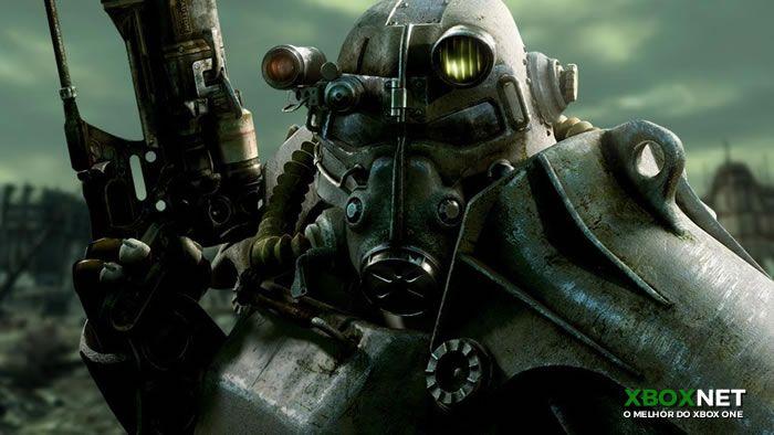 Imagem do jogo Fallout 3 um dos melhores jogos do x360