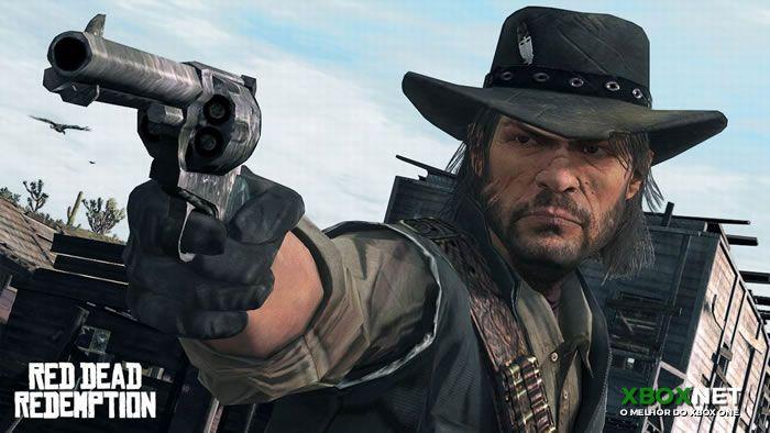 Imagem do game Red Dead Redemption um dos melhores do xbox 360