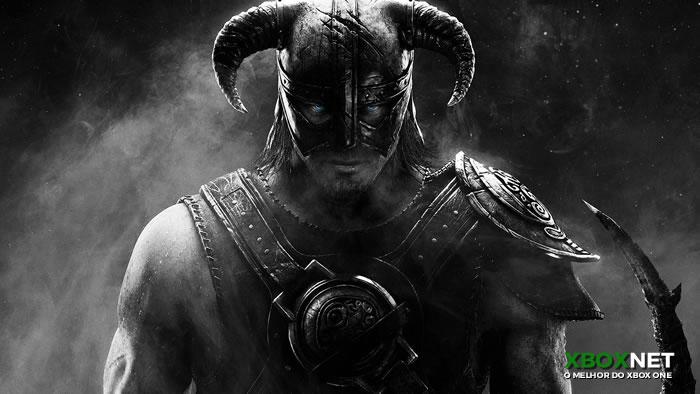 Imagem de The Elder Scrolls V: Skyrim um dos jogos para xbox 360 que marcaram a historia do console