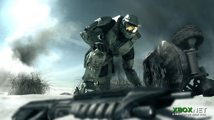 Imagem do Halo 3 o terceiro melhor jogo para xbox 360