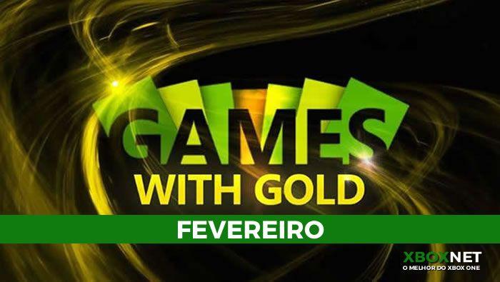 imagem dos jogos da xbox live games with gold de fevereiro 2018