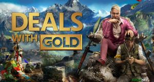 Imagem do jogo destaque (Fay Cry 4) nas deals with gold de março 2017