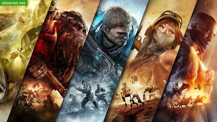 Lista de Jogos Game Pass 20120