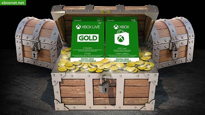 Xbox Live Aceita Cartão de Debito