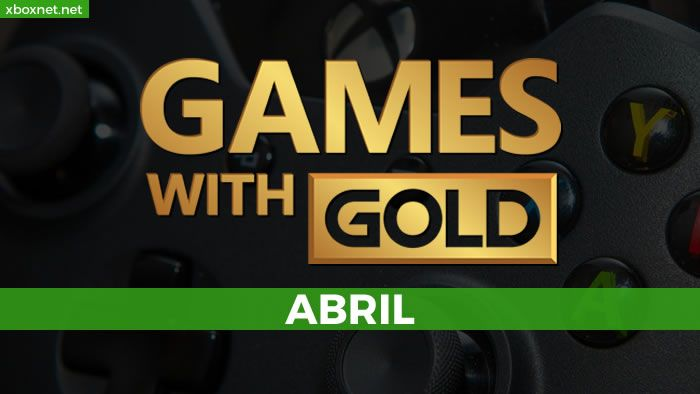 games with gold Abril 2021