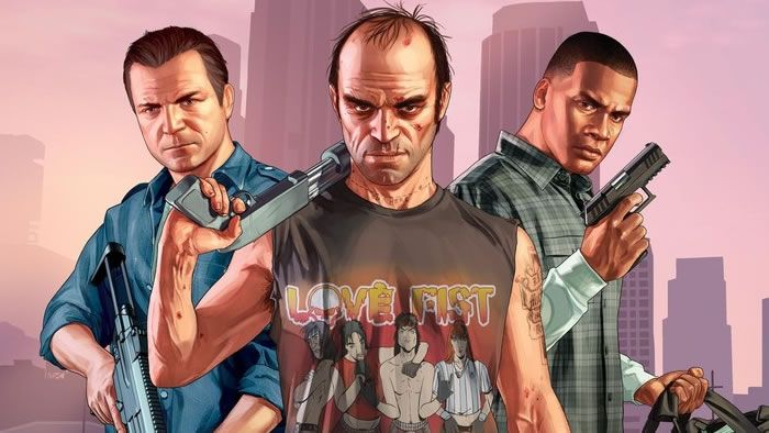 Imagem destacadas dos códigos GTA 5 Xbox 360 e one manhas e macetes