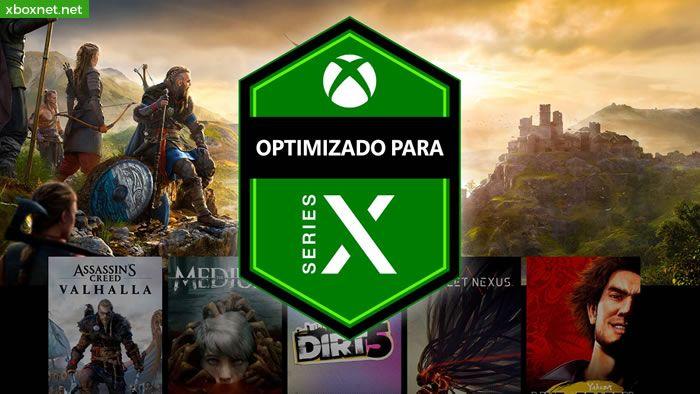 Retrocompatibilidade do Xbox Series X
